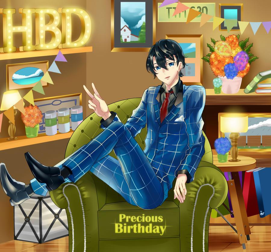 Precious Birthday by Sukihi