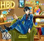 Precious Birthday