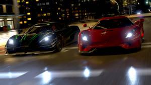 FH3 - Koenigsegg Brothers