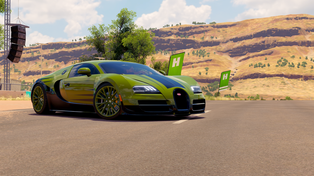 Forza Horizon 3 2011 Bugatti Veyron Super Sport By Mclarenp1boy On