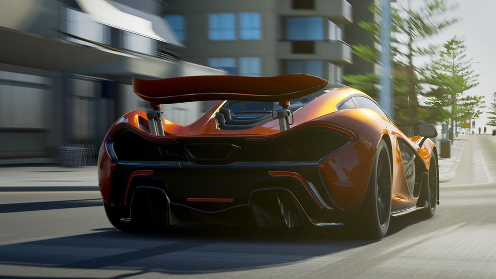 Forza Horizon 3 - 2013 McLaren P1 by McLarenP1Boy on DeviantArt