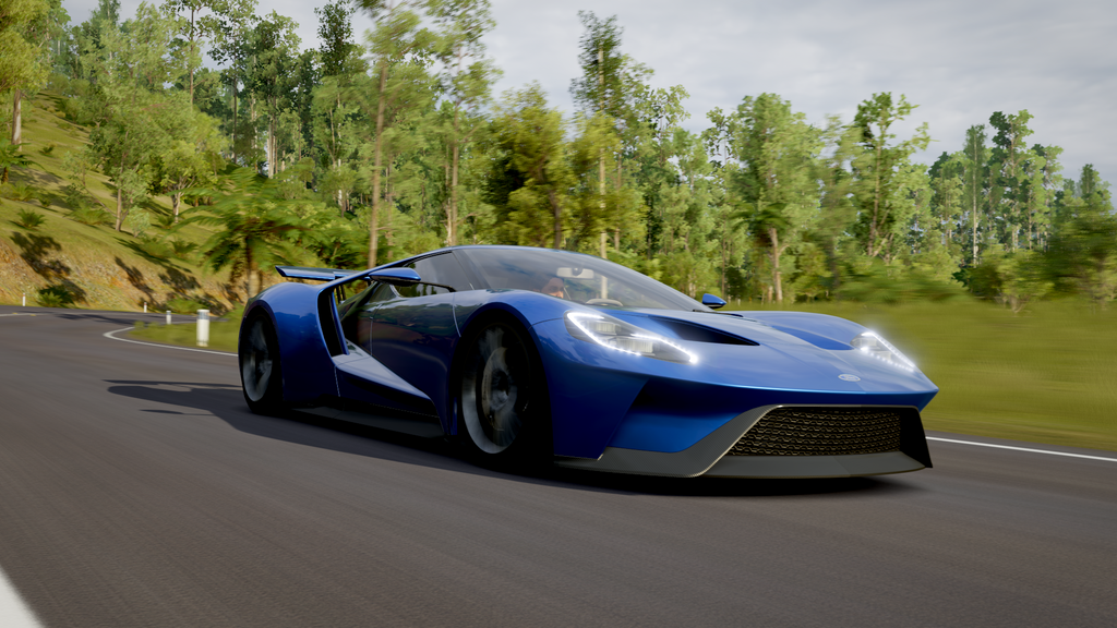 Forza Horizon   Ford Gt By Mclarenpboy