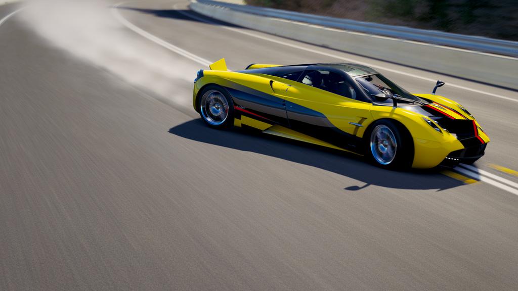 Forza Horizon 3 2012 Pagani Huayra By Mclarenp1boy On Deviantart