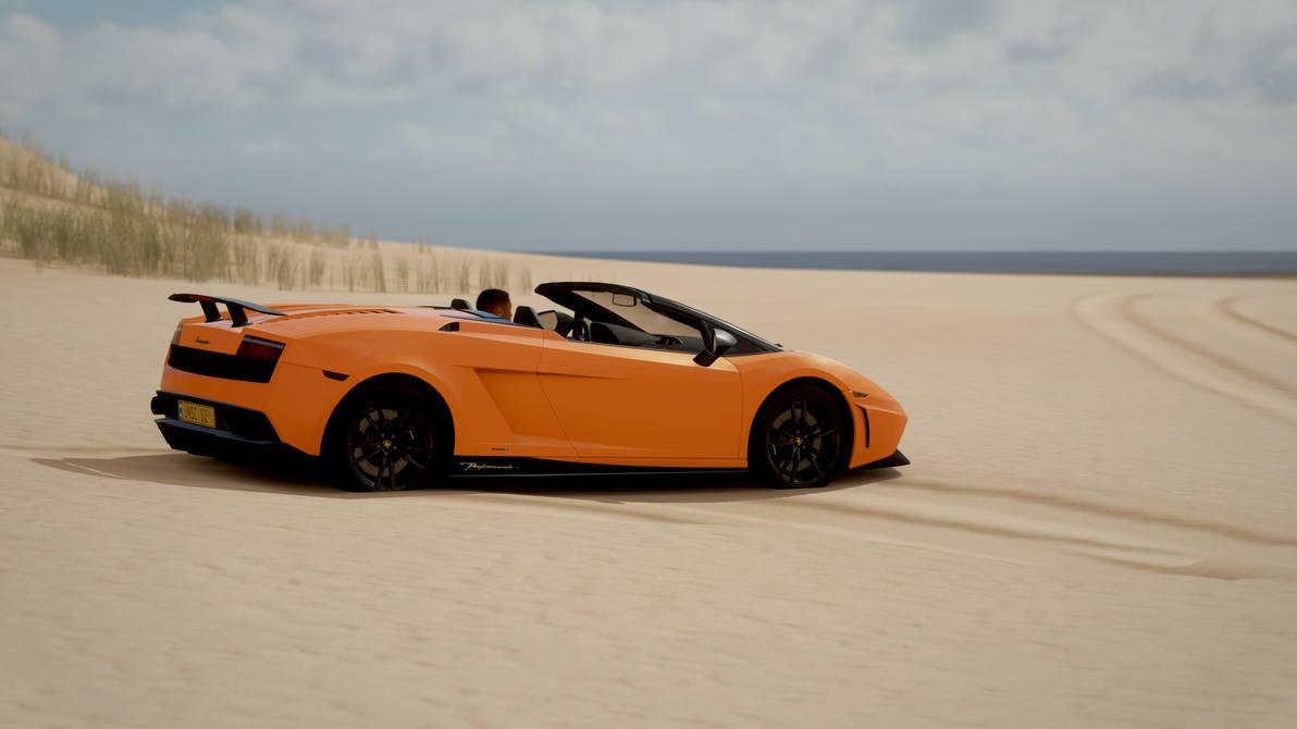 Fh4 Lamborghini Gallardo Spyder Performante By Mclarenp1boy On