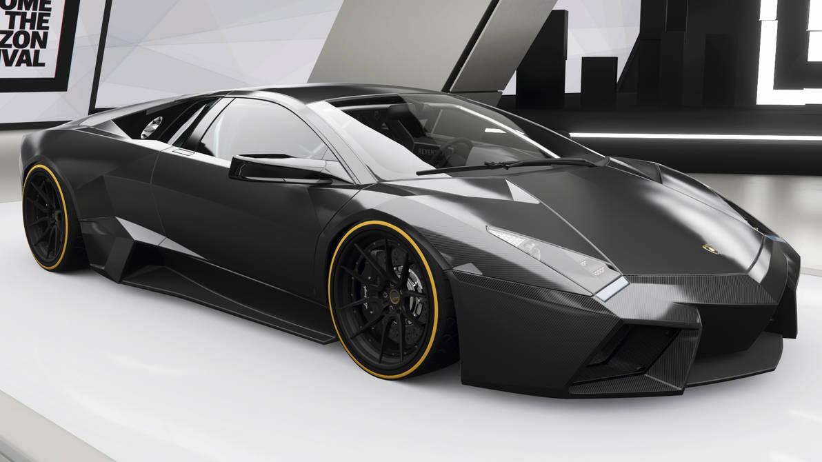 Fh4 2008 Lamborghini Reventon Forza Edition Fe By Mclarenp1boy