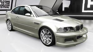 Forza Horizon 4 - 2002 BMW M3-GTR (E46)