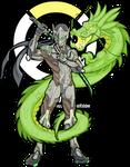 Genji-san(colored)