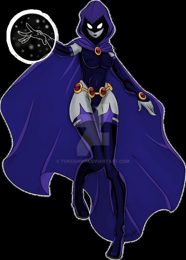 Raven by Tokeshiro