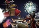 LEague of Legends Lunar Revel contest