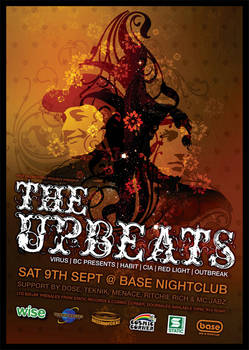 Poster for The Upbeats