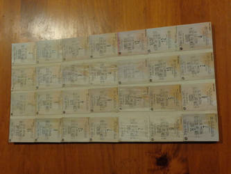 Movie Ticket in History
