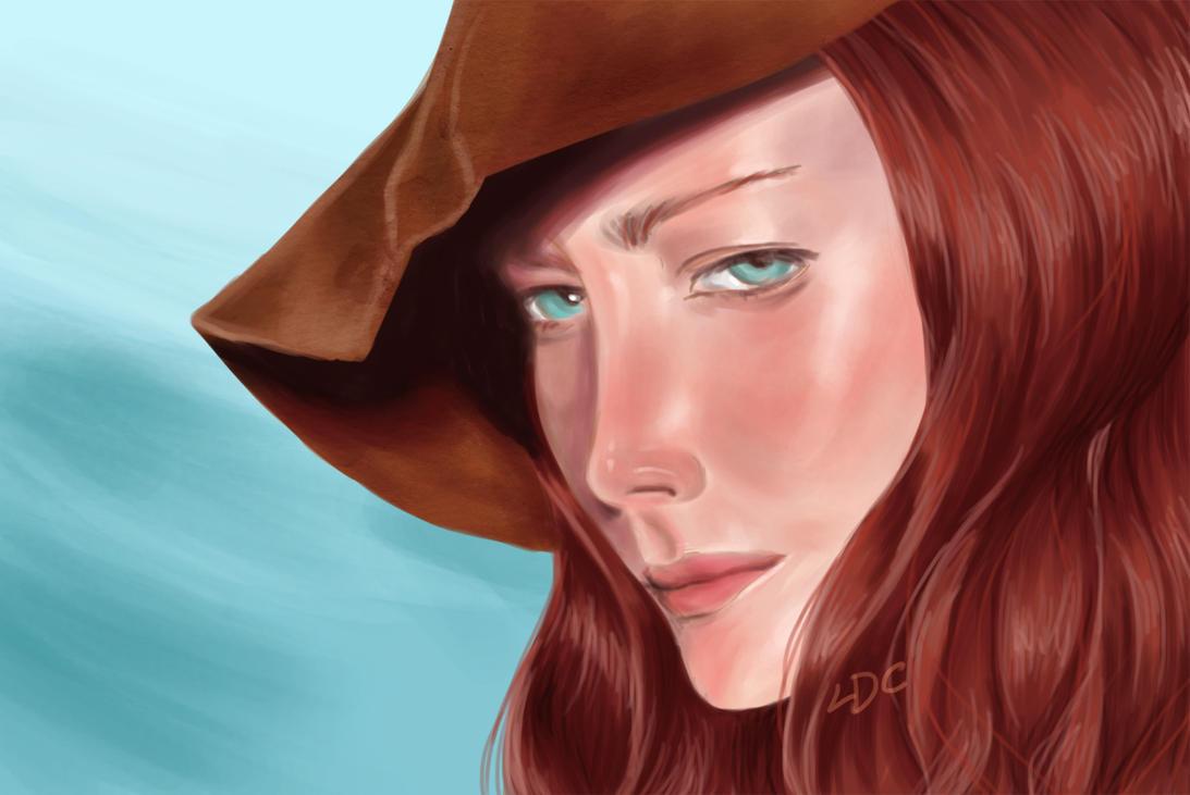 Anne Bonny by Laudanum-LDC