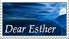 Dear Esther Stamp by stahmps