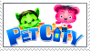 Pet City Stamp by stahmps