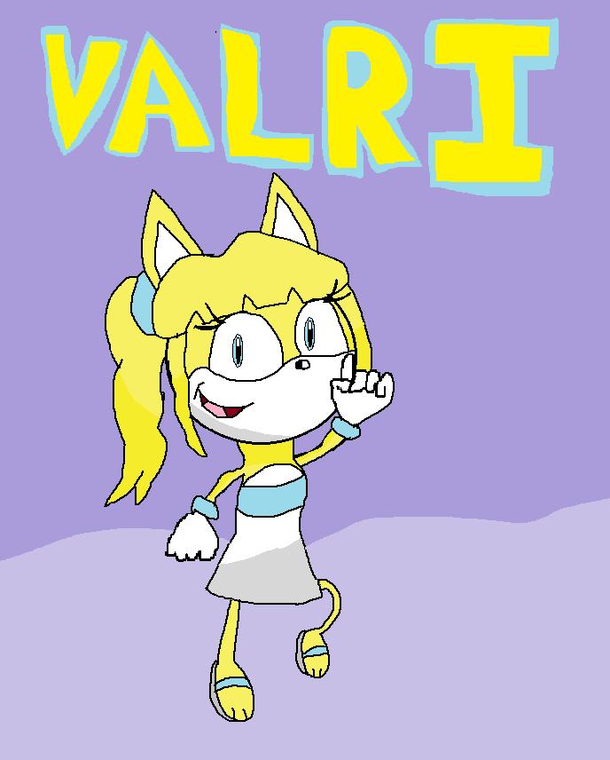 Valri Cat by MagiMew