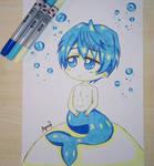 Cute Haru-chan [chibi, kawaii, free!] by Ayumii-chan92