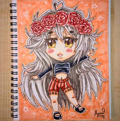 Cute Chibigirl [chibi, kawaii]