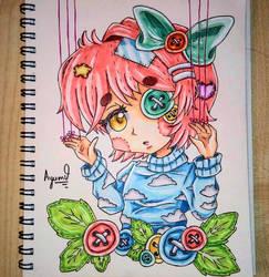 Cute Chibiboy [kawaii, chibi, doll]