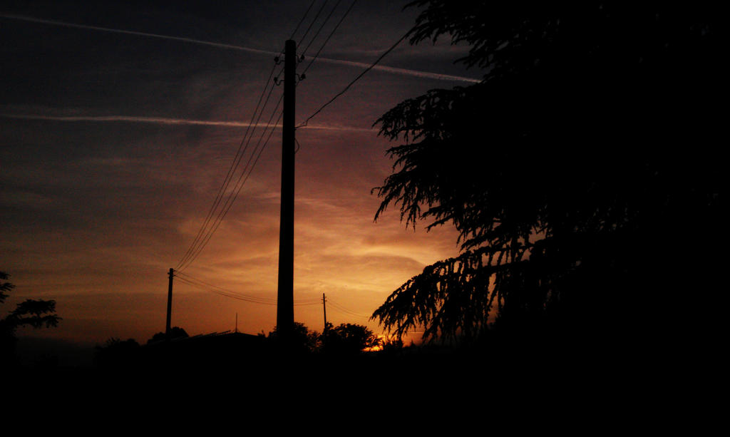 28.5.13 sunset (2) by Bliznaka