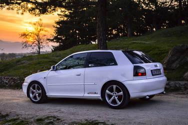 Audi A3 by Bliznaka