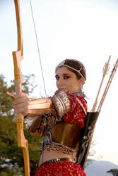 Princess Farah Cosplay by ASCosplay