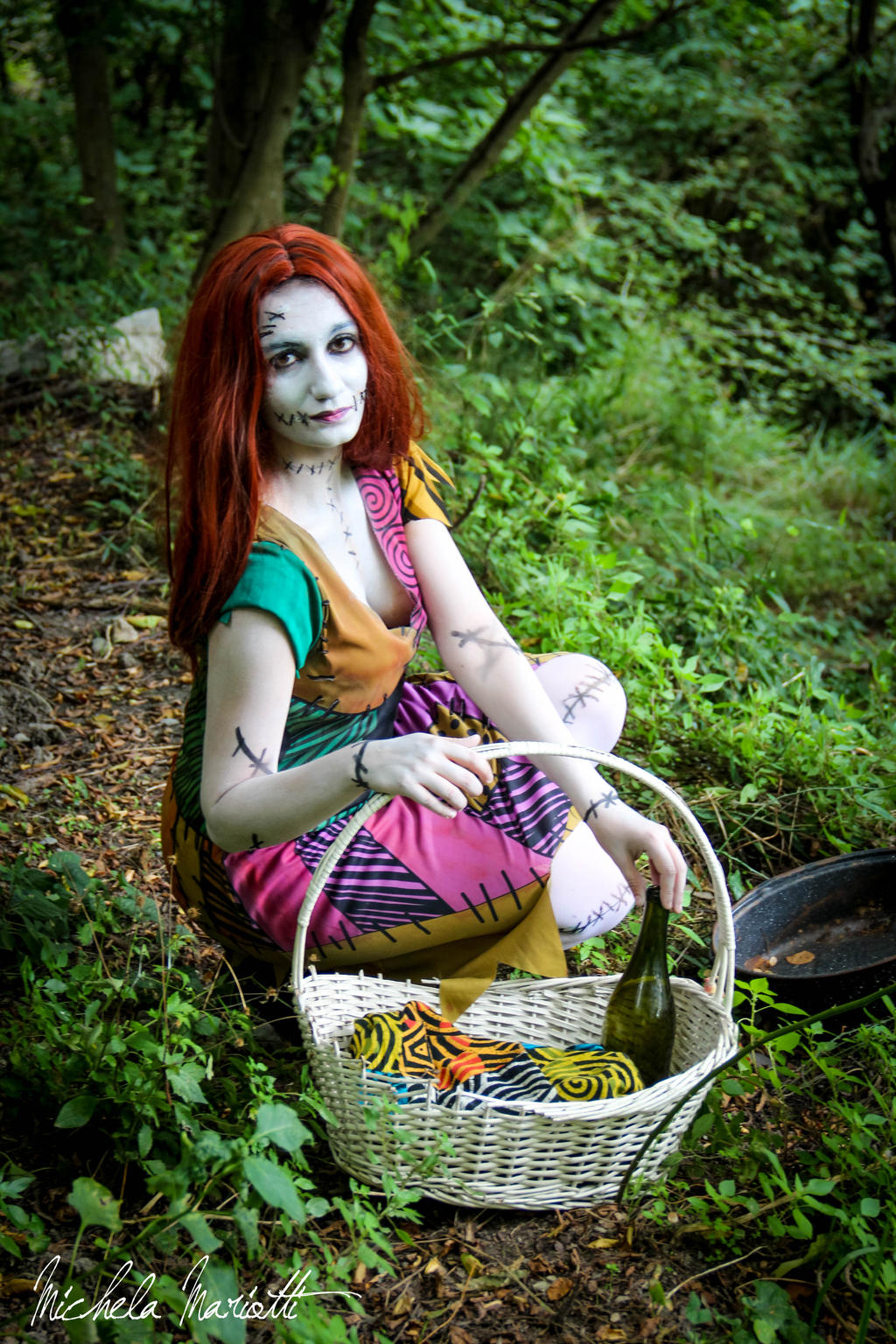 Pictures of Nightmare Before Christmas Sally Cosplay - kidskunst.info