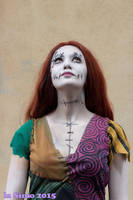 Sally the Ragdoll by ASCosplay