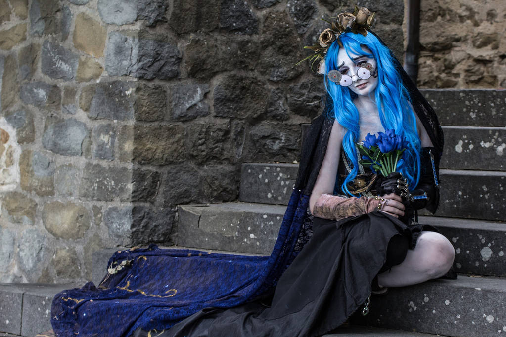Emily the Corpse Bride Cosplay by ASCosplay
