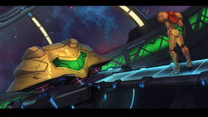 Super Metroid - 2014 Edition by doghateburger
