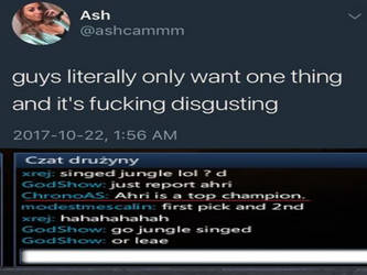 Guys literally only want one thing by ShcheglovNerefete