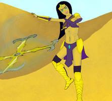 Sivir- Shurima Princess