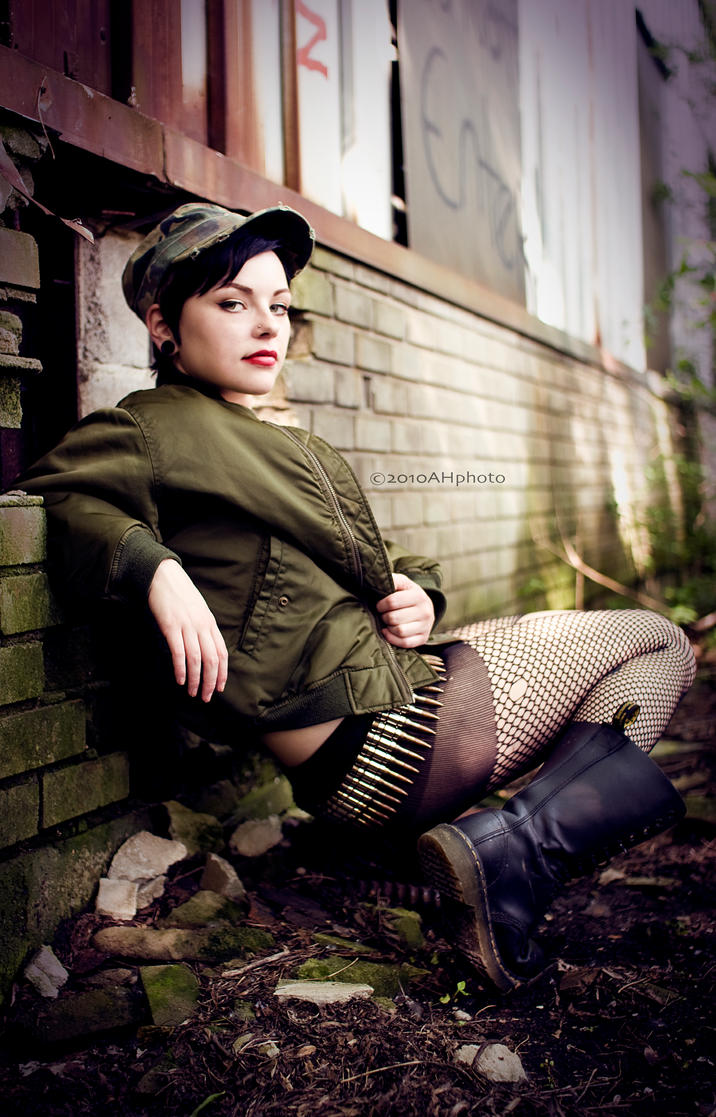 tank girl by Little-Hunter