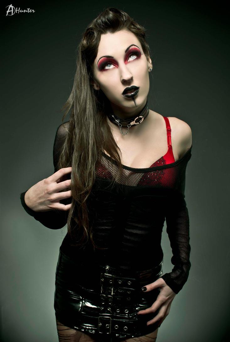 Marilyn Manson Fashion Model