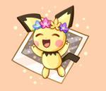 Pichu Pokemon Snap