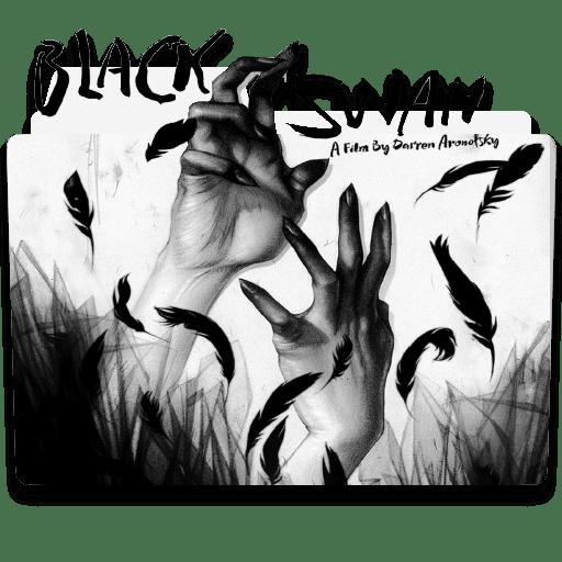 Black Swan 2010 Folder Icon By Soheilchr On Deviantart