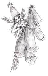 Foxglove Pixie