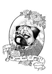 all you need is pug