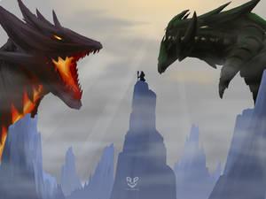 Land of dragon