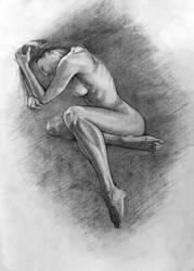 Figure study by LaLiDigital