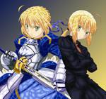 Saber (Fate/Zero)