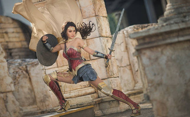DC Wonder Woman Diana Prince
