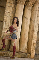 DC Wonder Woman Diana Prince by kilory