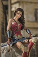 DC Wonder Woman Diana Prince by kilory