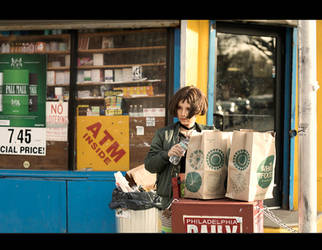 Leon:The Professional by kilory