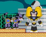 Megaman - Bass and Trebel