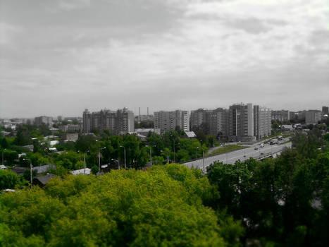 Ivanovo Bridge Grey-Green