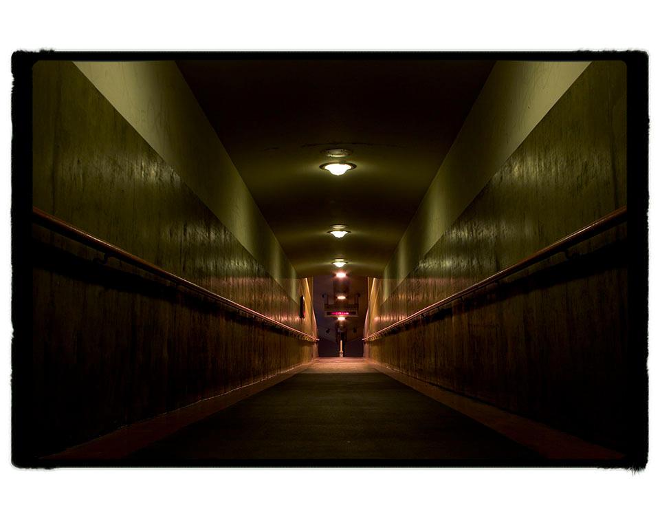 Dark Hallway By Lostinsanity03 ...