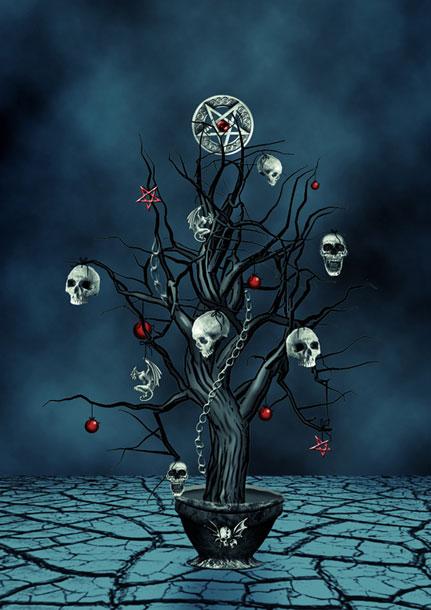 XXX Mas Tree by morbidillusion666