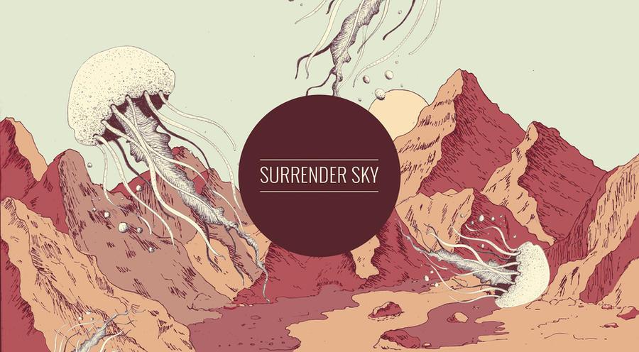 Surrender Sky by morbidillusion666
