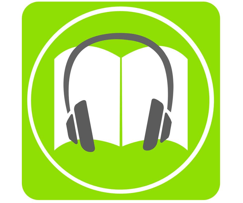 Librivox 2 Audiobook button by Mainland-Blues on DeviantArt